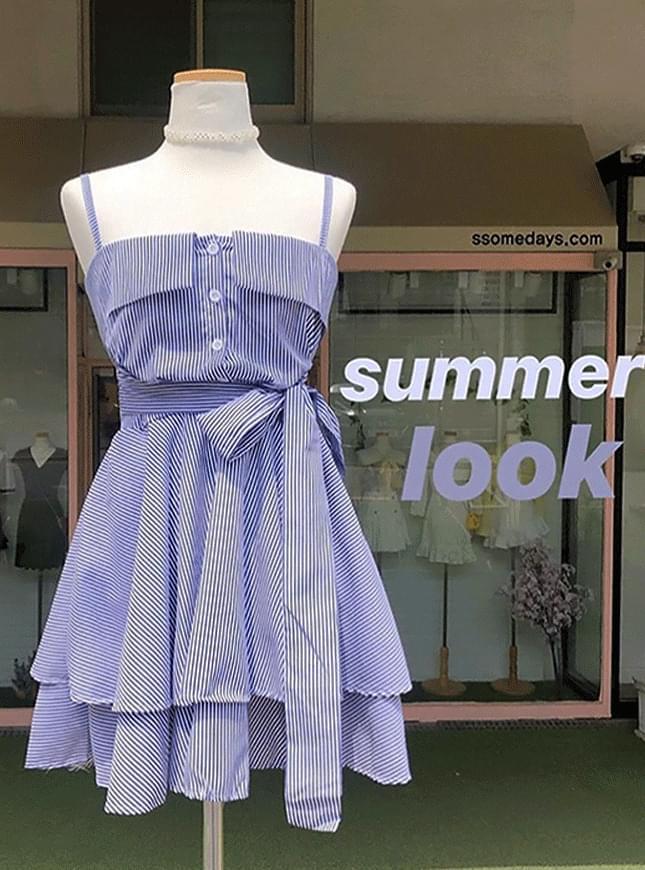 Street Summer Mini Dress