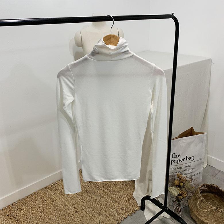 Luna Nalli High Neck Polar T-Shirt