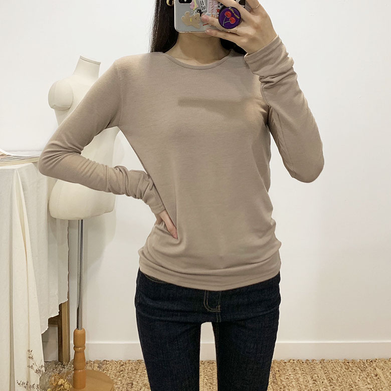 Rooney Span Round Long Sleeve T-Shirt