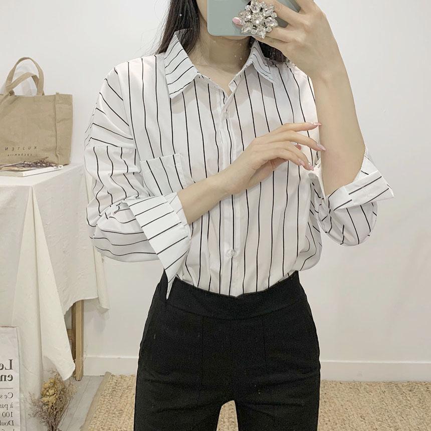 Filler stripe shirt