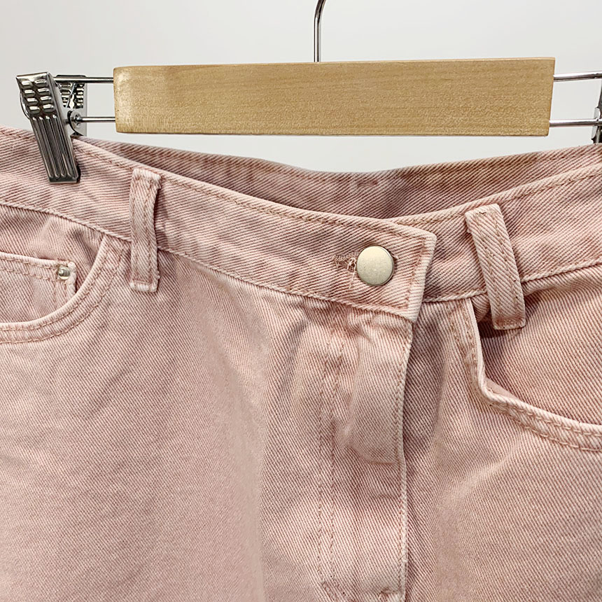 Mounison unbalted long skirt