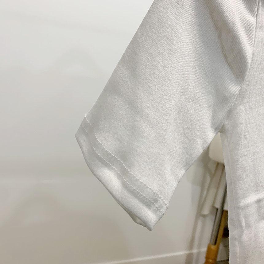 Romendi Daily Round Neck Short Sleeve T-Shirt