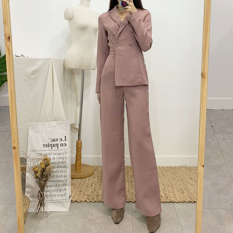 Notting Double Jacket Jumpsuit