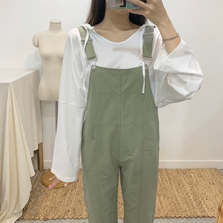 Steady cotton suspenders