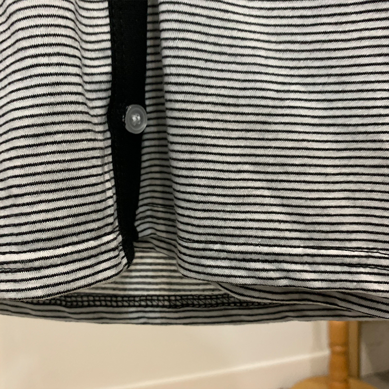 Brudy striped cardigan SET