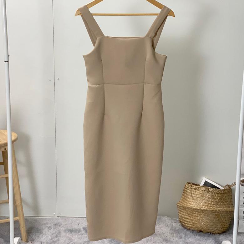 Bustier Lady Long Dress