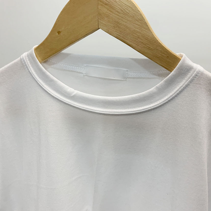 Stainless Crop String Round Neck One to One