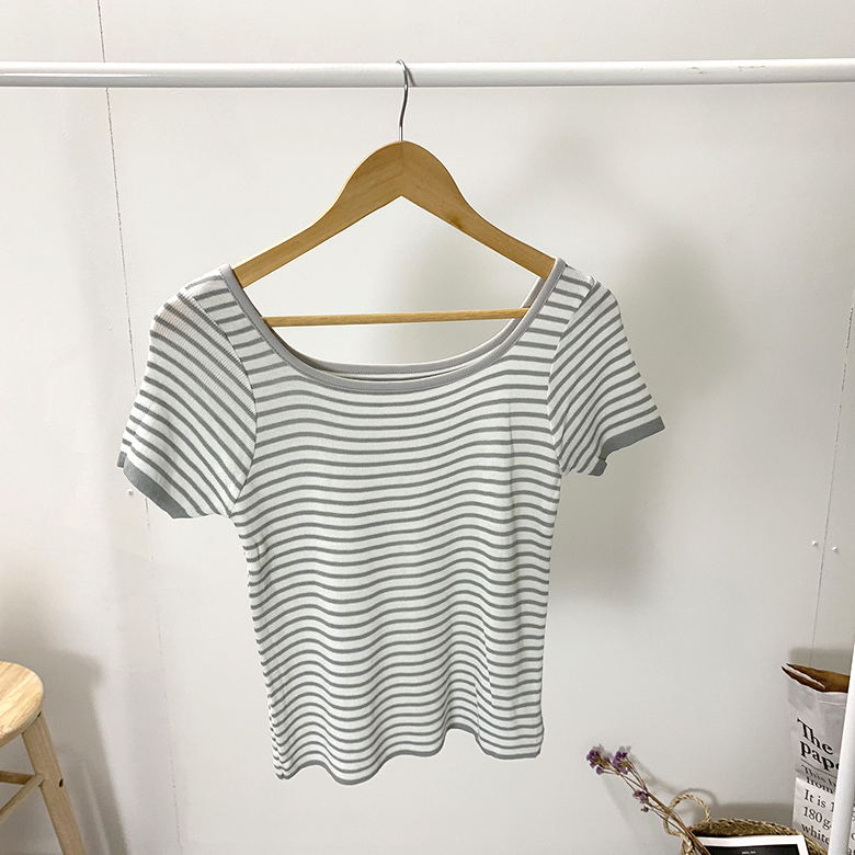 Daily Tangara Short Sleeve Knit Tee