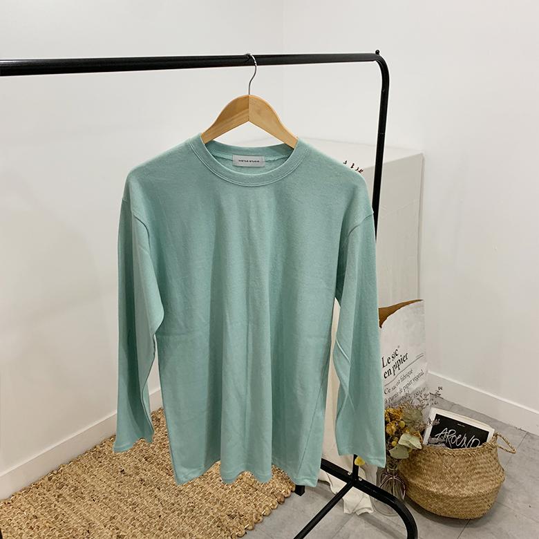 Jade basic long sleeve t-shirt