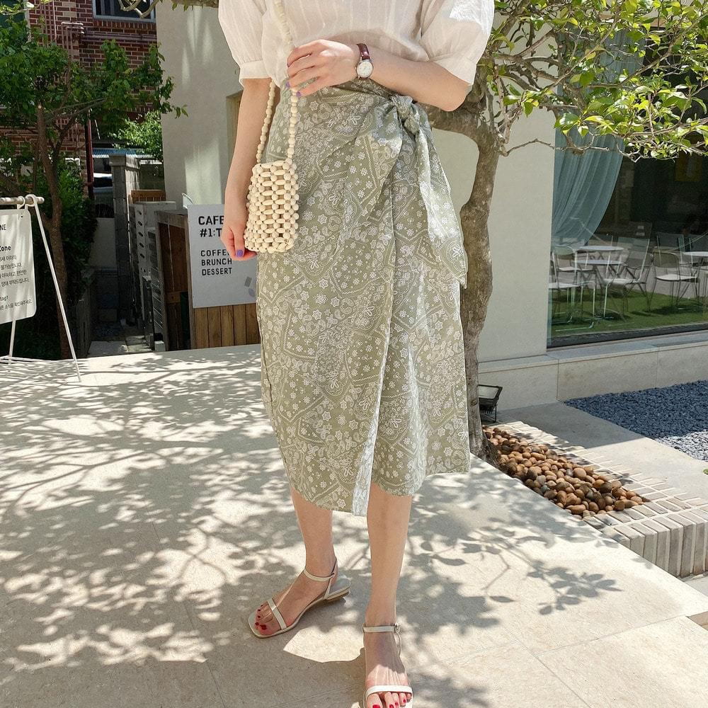 Paisley Lab Skirt