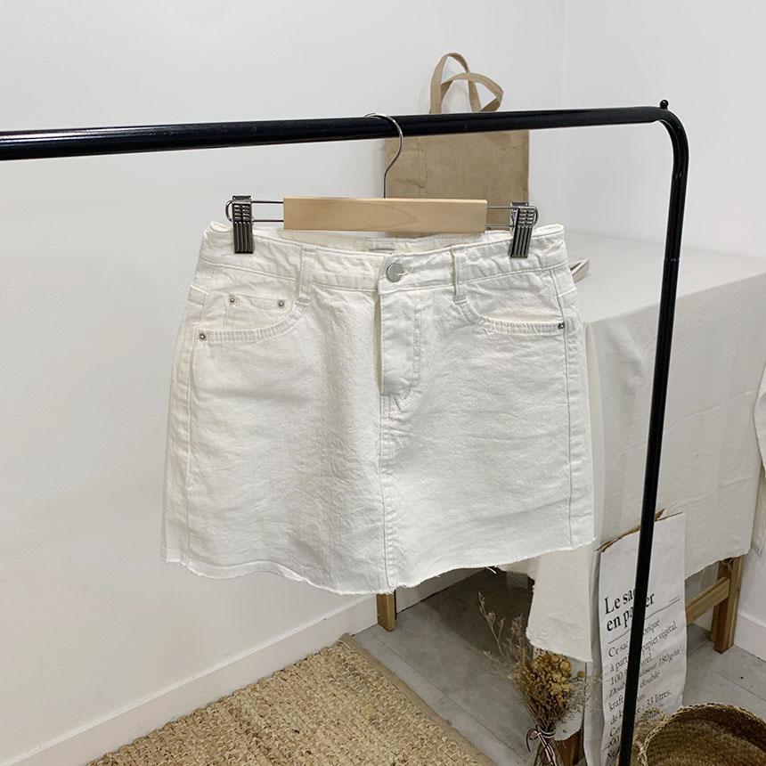 Zenith mini skirt pants
