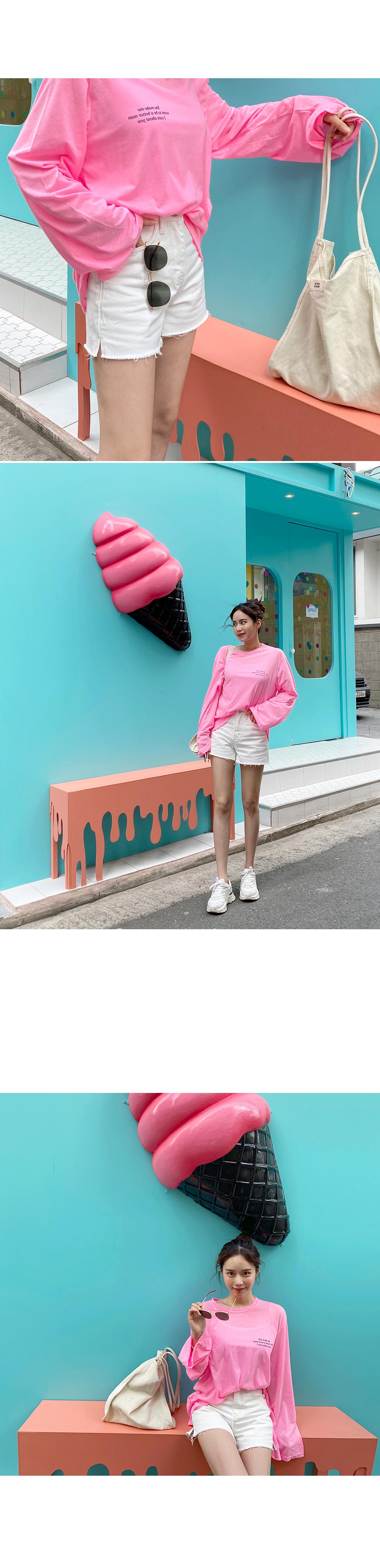 Like dreams, cotton shorts