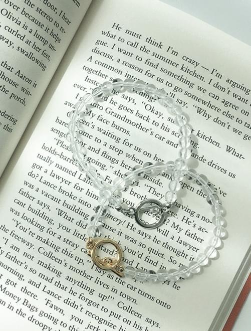Et beads bracelet