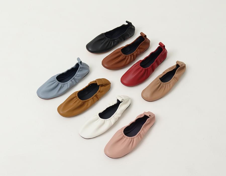 Crease banding color shoes_M