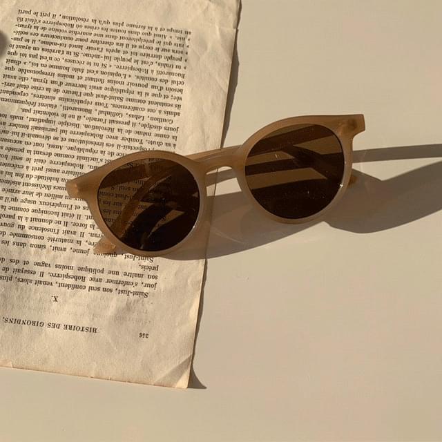 Basic daily fashion sunglasses