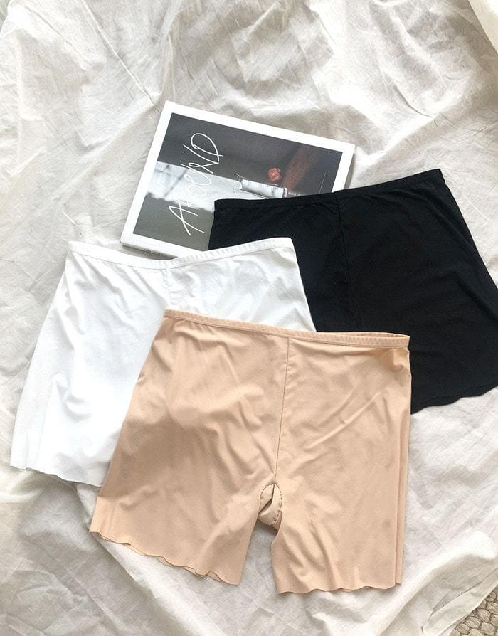 Wave elastic pants