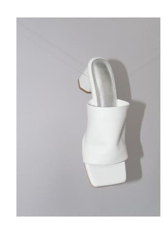 square toe soft mule (4colors)