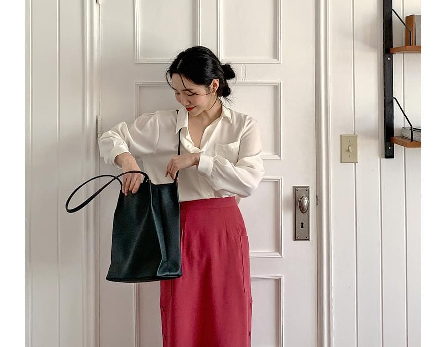 Easy pocket shoulder bag_U