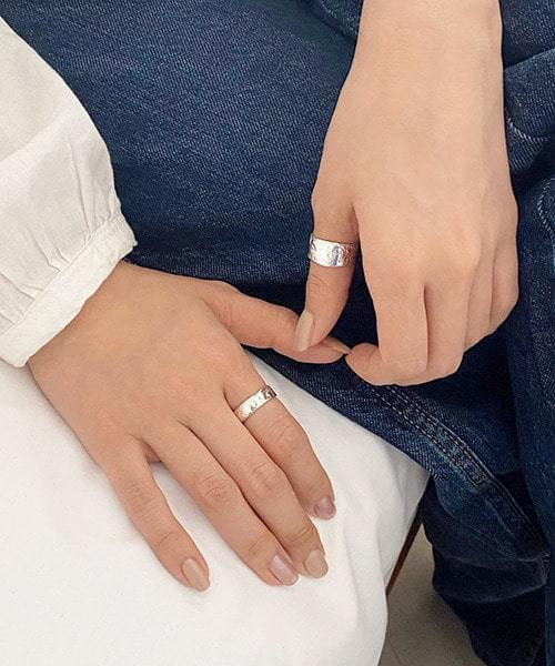 rough ring 戒指