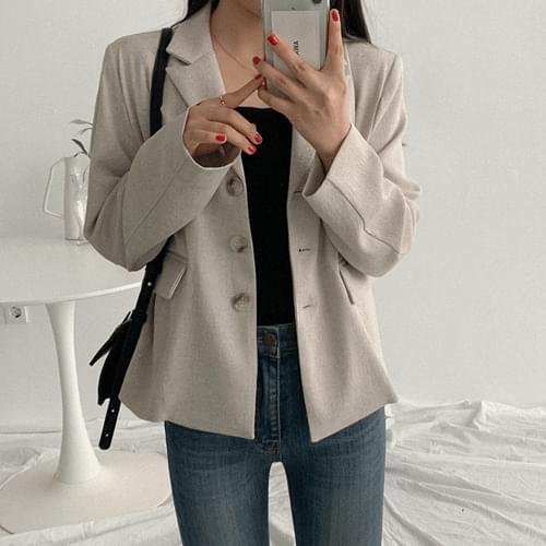 Hayes Semi-Crop Jacket jacket