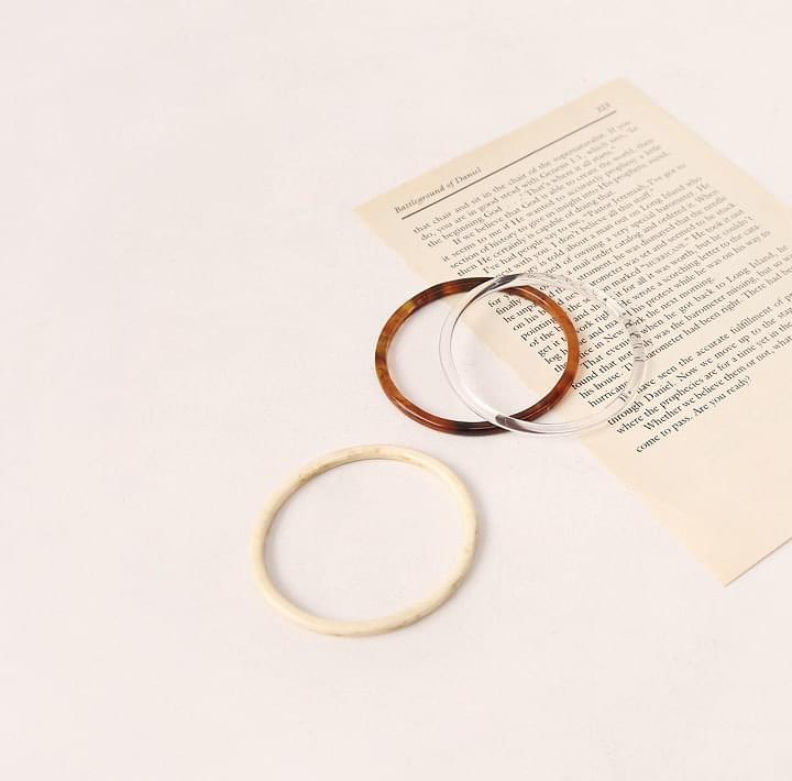 INTRO MARBLE RING BRACELET