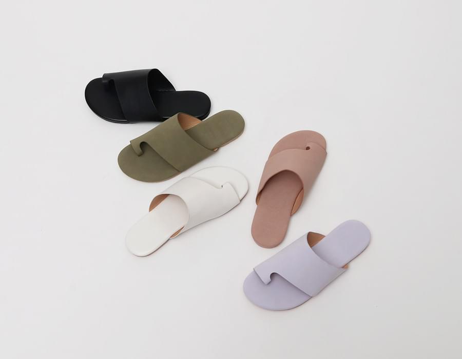 Wide starp slipper_M