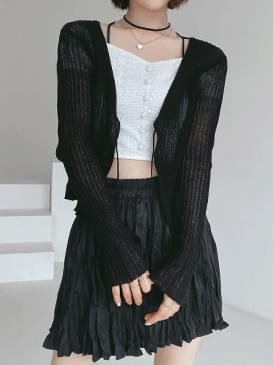 My knit cardigan Cardigan & Vest