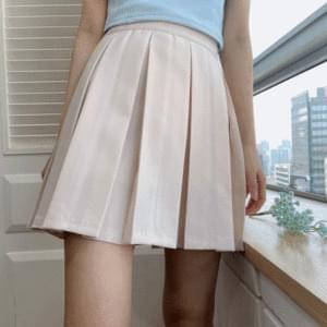 Sharon mini pleated skirt