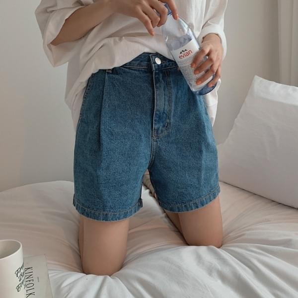 Ilo denim short pants