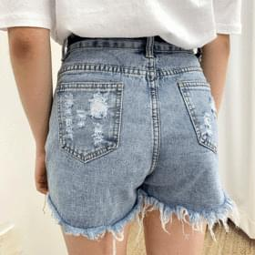Lodge Hezim denim short pants 短褲