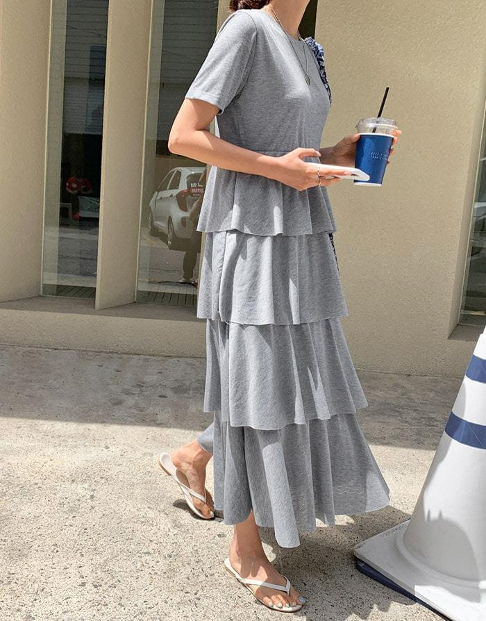 Moreble Cancan Long Dress