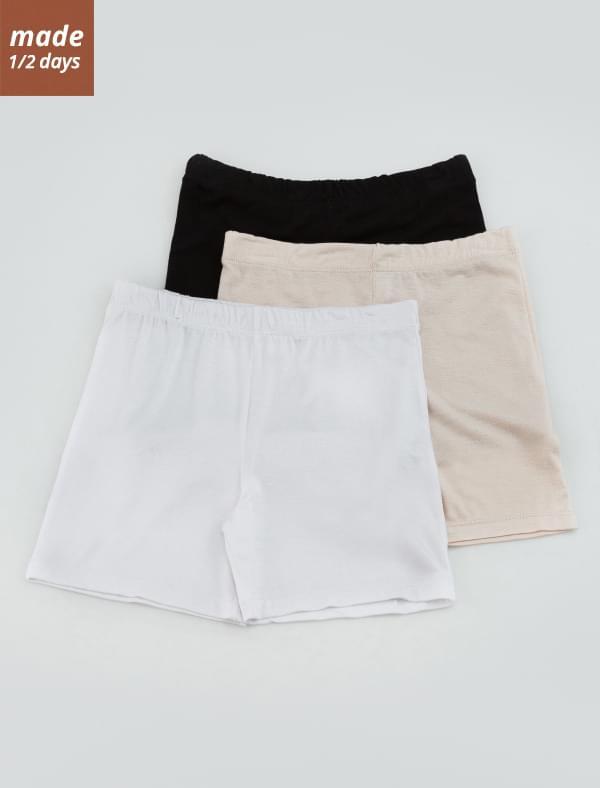 Soft rayon inner pants