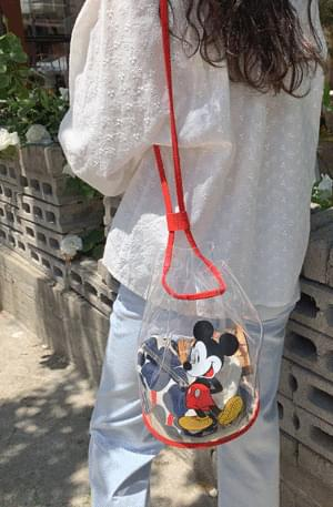 Disney Genuine / Mickey PVC Top Handle Bag 肩背包
