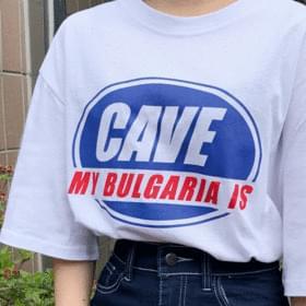Cave Round Short Sleeve Tee 短袖上衣