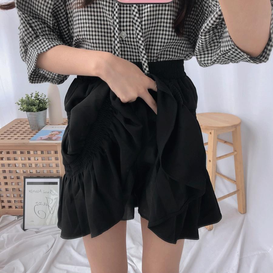 Rang Smoking Cancan Skirt スカート