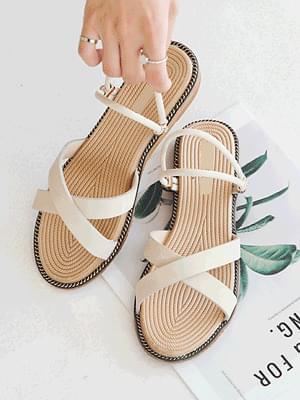 Piel 2 Way Sandal 1cm
