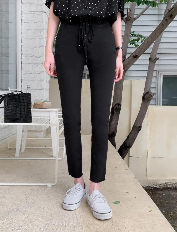 Daily cut semi-skinny jeans