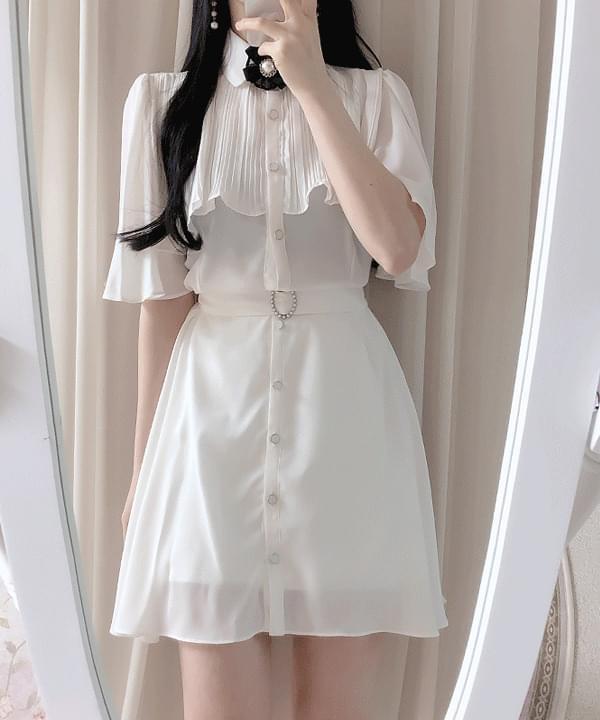 Sophie Cape Dress