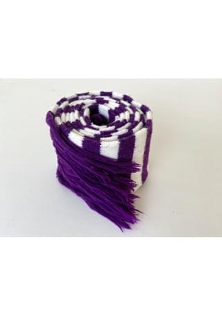 purple wally muffler