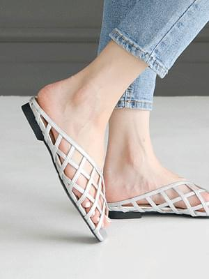 Retica Slippers 1cm 涼鞋
