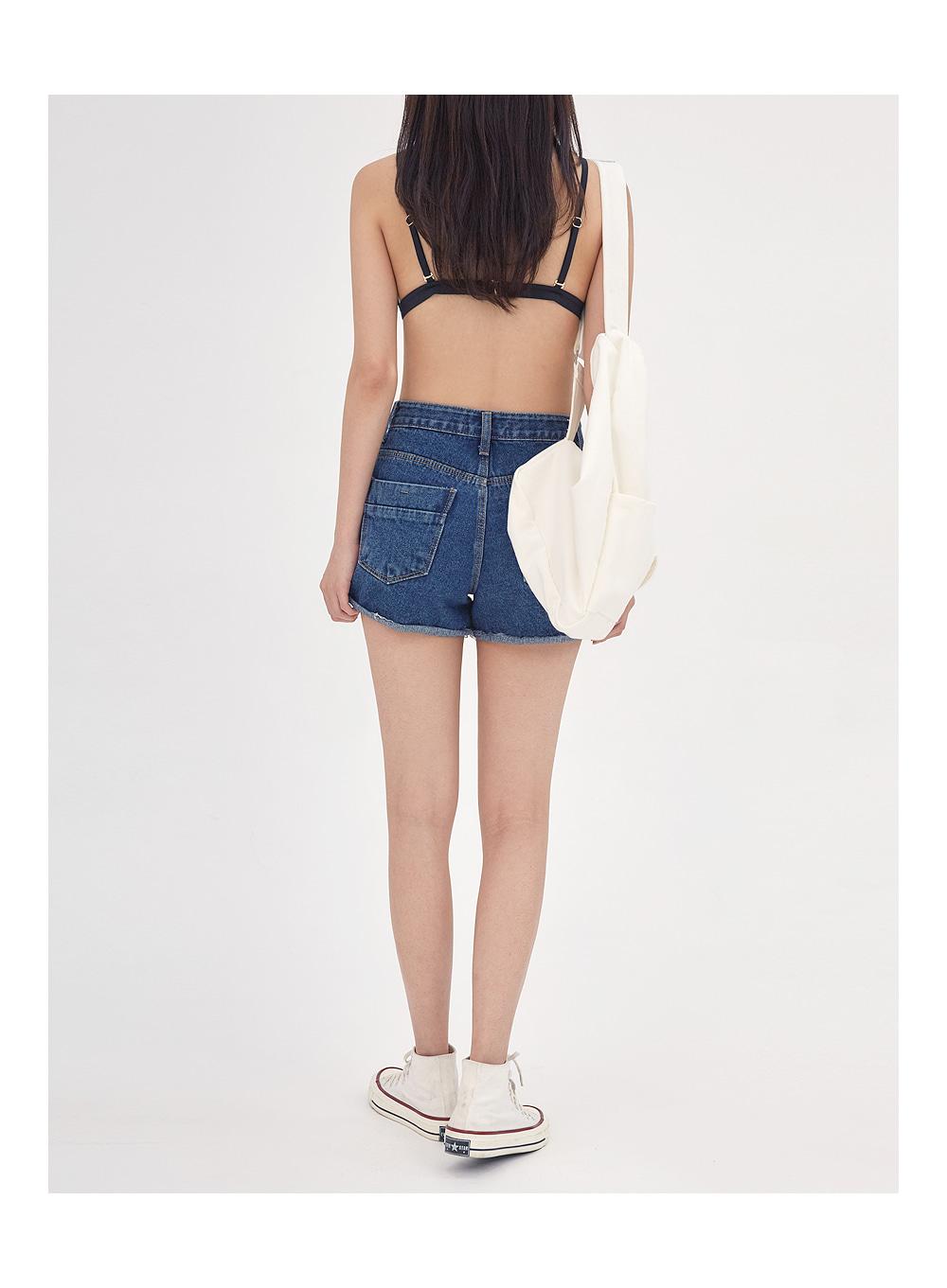 simple line bra top