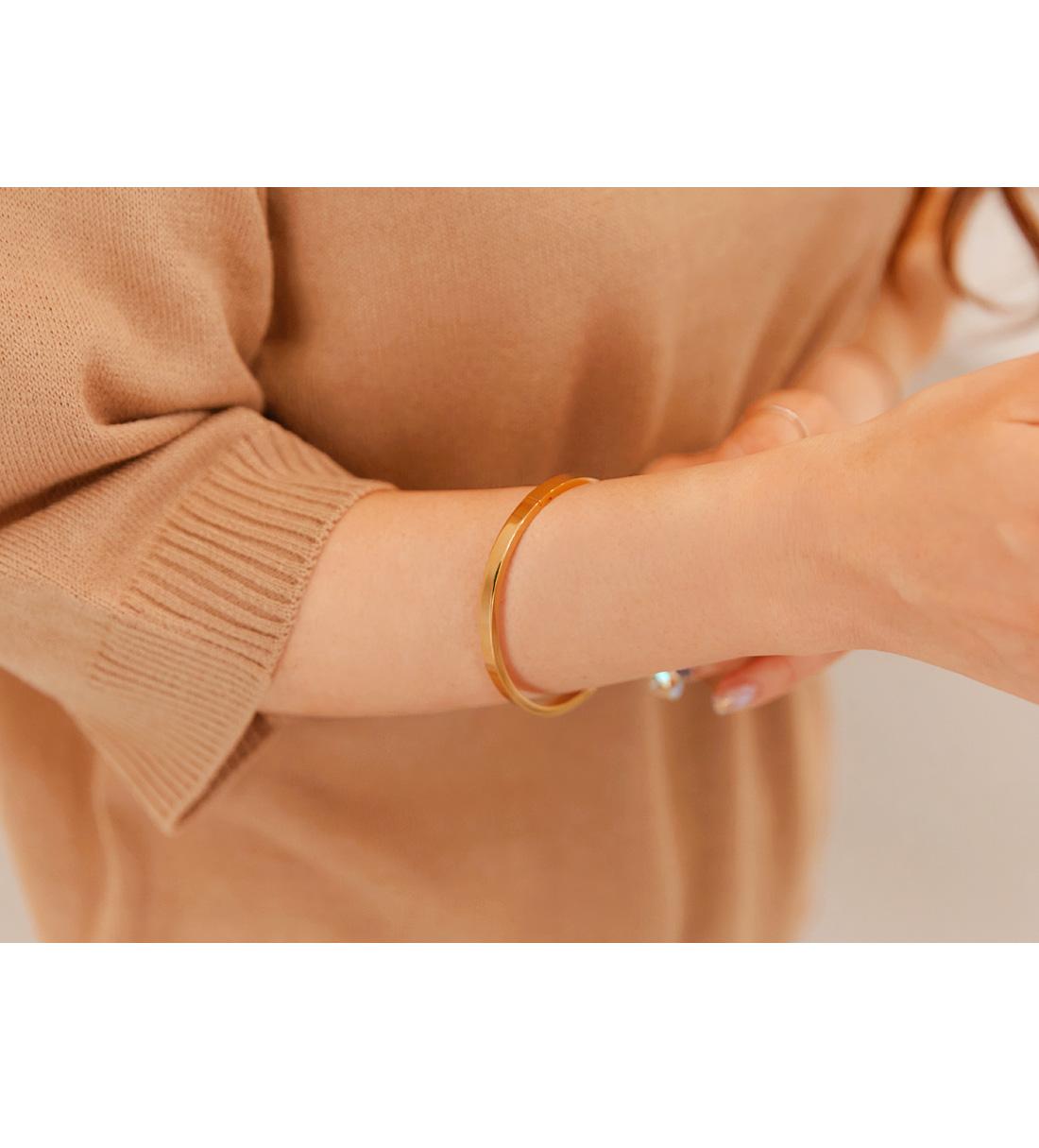 CANBLE ELLIPSE RING BRACELET
