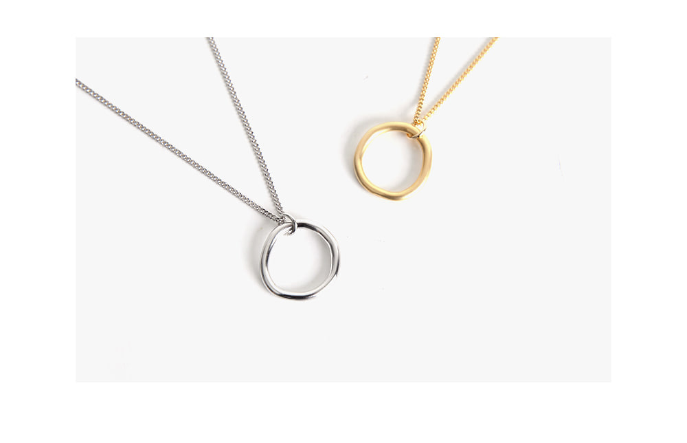 a marry ring necklace