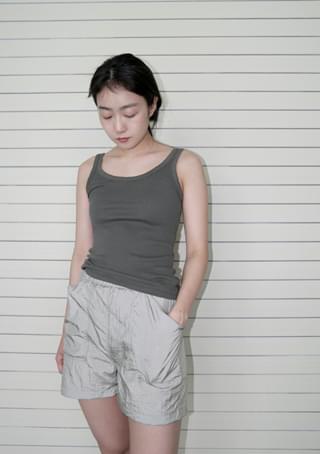 curve daily sleeveless 無袖