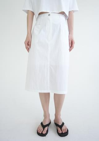 neat H-line skirt 裙子