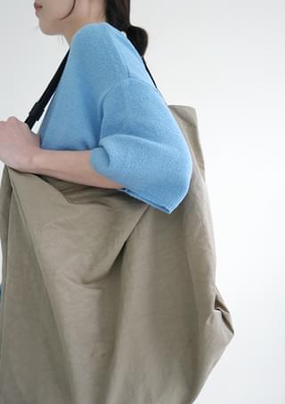 wide crispy daily bag ショルダーバッグ