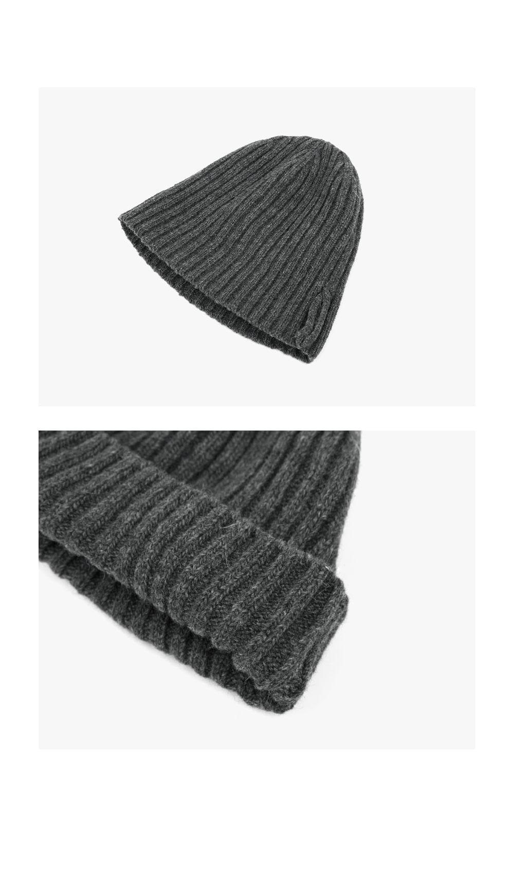 ball casual wool beanie