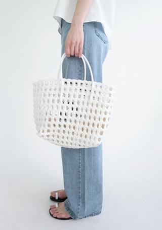 handy basket bag 托特包