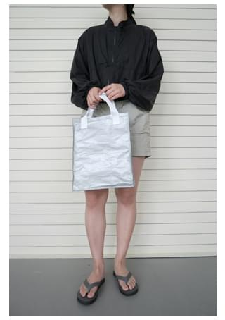 paper nylon bag トートバッグ
