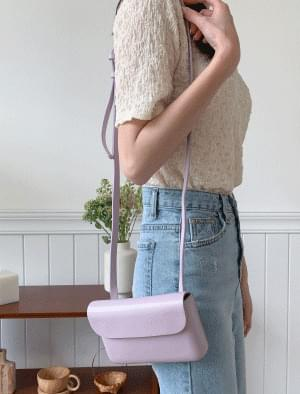 Minimal mood rounding cross bag 肩背包